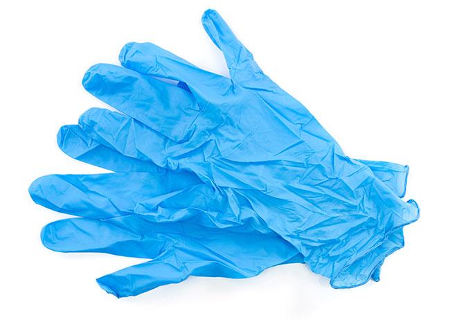 Fermamed Handschuhe blau