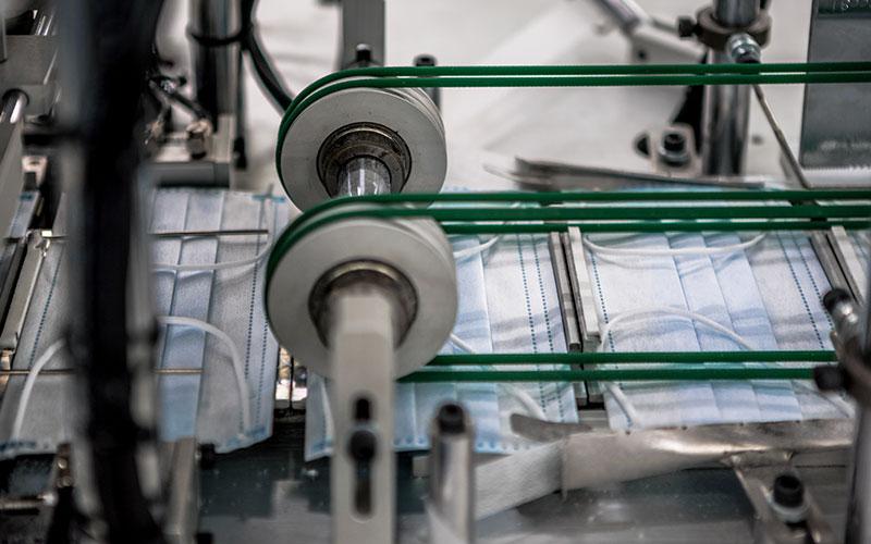 Fermamed Produktion Chirurgische Masken